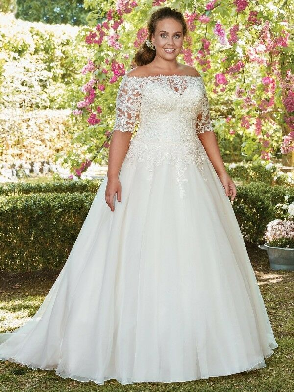 Plus Size Wedding Dresses Collection - Designer Gowns ( USA ...