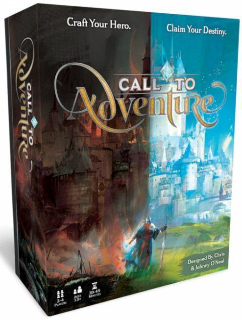 Call To Avventura - Strategia Gioco Carte