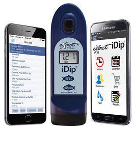 Wassertests & -aufbereitung Fische & Aquarien 486107 Begeistert Exact Idip 570nm Elegant Photometer