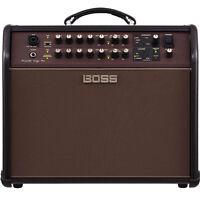 Boss Acoustic Singer Pro 120-watt Professional Acoustic Amplifier,