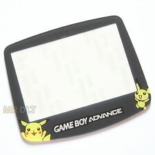 NEW Game Boy Advance Pokemon Screen Lens Replacement Plastic Cover GameBoy GBA