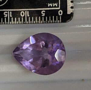 7-2-Carat-Pear-shape-AMETHYST-Gemstone-7994