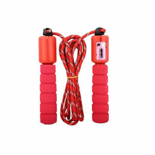 New MMA Boxing Counting Skipping Rope Fitness Training Jump Rope Cardio Exercise
