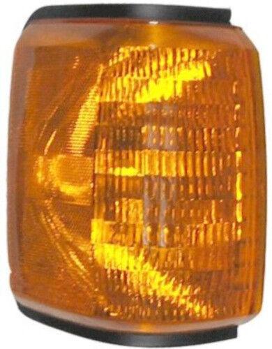 New Black Trim Corner Light Lamp RH FOR 1987-91 FORD TRUCK /& BRONCO