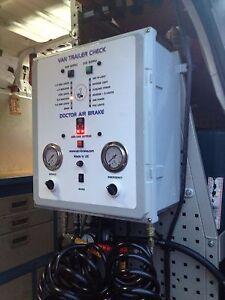Details about Commercial 24 Volt Trailer, Air Brake & Light Tester - ABS &  EBS Diagnostics