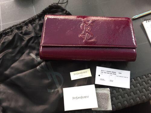 Grand Superbe Et Laurent Rare Neuf Cadeau Yves Sac Jour De St Model Noël 5x8qfqrTF