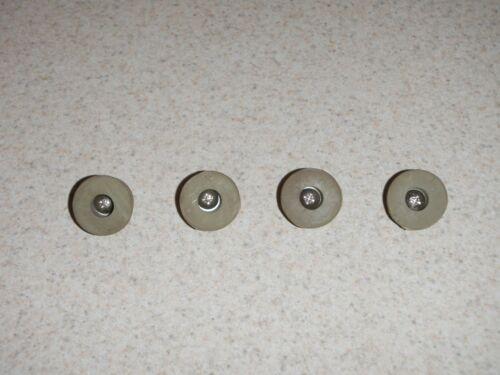 White Westinghouse Bread Maker machine Rubber Feet Set for Model WWTR442