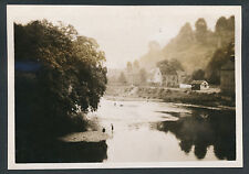 Photograph Bridgnorth from family album 1930 s ? HPP2