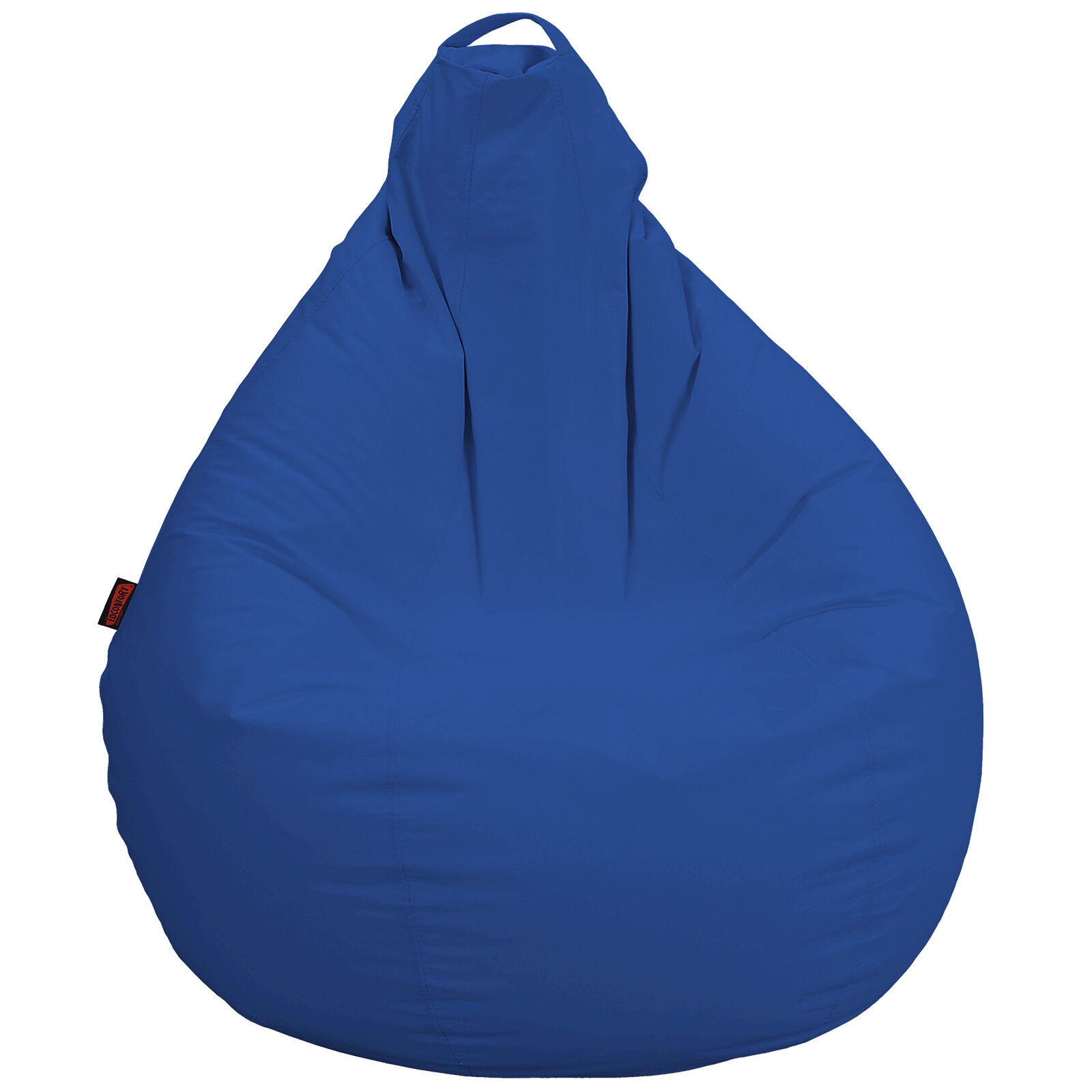 Puff Celeste. Pera Natur Confort Azul Celeste. Puff The Original Loconfort 04c399