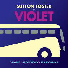 Sutton Foster - Violet / O.B.C. [New CD]