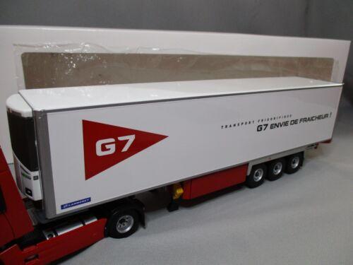 115643 43 G7 Renault Lamberet Tps T460 1 Dv8242 Semi Eligor Frigo AvHwEnq