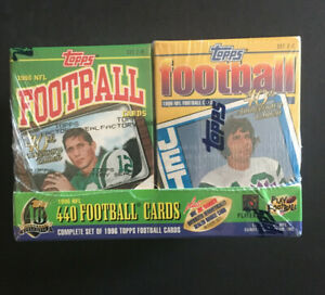 1996-TOPPS-NFL-FOOTBALL-COMPLETE-FACTORY-SEALED-CEREAL-BOX-SET-440-CARDS-Namath