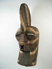 GothamGallery Fine African Art - DRC Songye Male Kifwebe Tribal Mask E