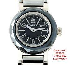 Swarovski 999969 Octea Mini Black Lady Women WATCH Stylish Cute Mother Gift NEW