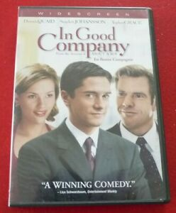 DVD-Movie-En-Bonne-Compagnie-Original-title-In-Good-Company