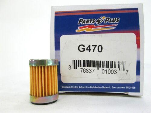 NEW Parts Plus Fuel Filter G470 Chevrolet GMC Buick Oldsmobile Pontiac 1976-1990