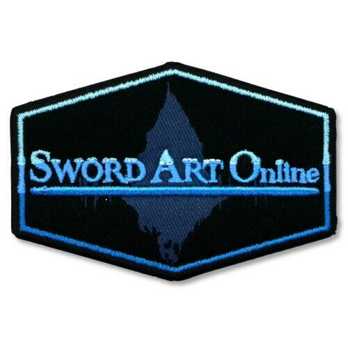 Sword Art Online Logo Clothing Symbol Patch