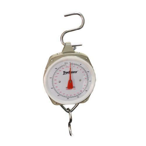 environ 249.48 kg Hanging Scale lb kg 030832 TruePower 550 LB