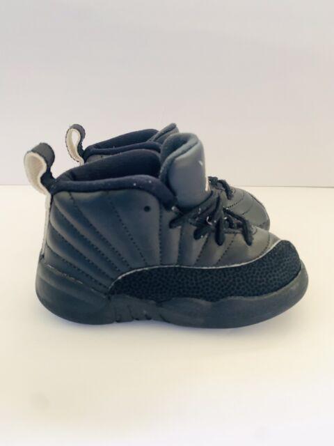 Jordan 12 Retro BT Black SNEAKERS Shoes