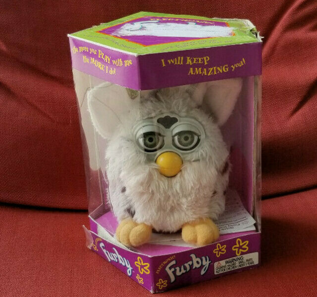 FIRST TIGER ELECTRONIC FURBY MODEL 70-800 1998 For Sale Online