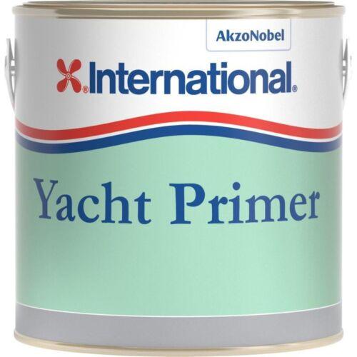 International Yacht Primer Universal-Grundierung Holz Stahl /& Leichtmetall