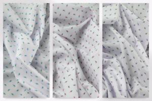 Design-1411-M Tiny Floral Print Polycotton Dress Fabric