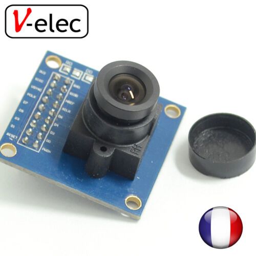 1205# ov7670 camera module VGA auto exposure control  640X480 for arduino
