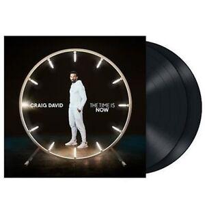 Craig-David-The-time-is-now-nouveau-double-vinyl-LP