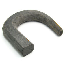 Market Stick Crook Handle Buffalo Horn for Walking Stickmaking