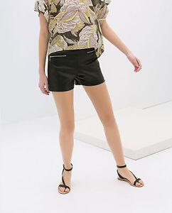 zara pantalones cortos mujere