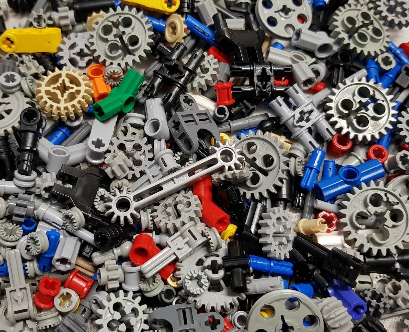 LEGO Technik Technic 1000 x Pin Kreuz Verbinder Liftarme Konvolut TOP