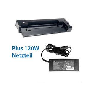 HP-DOCK-hstnn-i16x-per-EliteBook-2540p-2560-2570p-3xUSB-3-0-alimentatore-120W