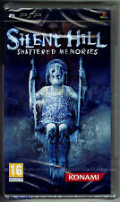 PSP Silent Hill: Shattered Memories, UK Pal, Brand New & Sony Factory Sealed