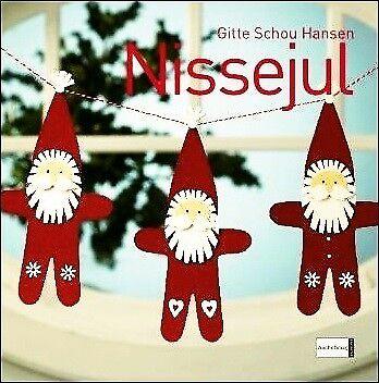 Nissejul - hardback, Gitte Schou Hansen, emne: