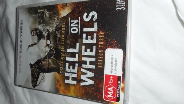 hell on wheels season 3 dvd set