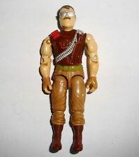 Gi joe Gijoe Hasbro 1988 figurine Sergent Slaughter pilot Wathog A.I.F.V.