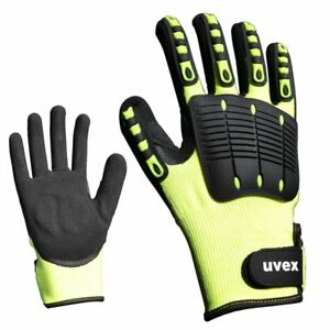 Gants-de-securite-Uvex-impact-1-Moto-quad-cross-trial-cyclo-cross-vtt