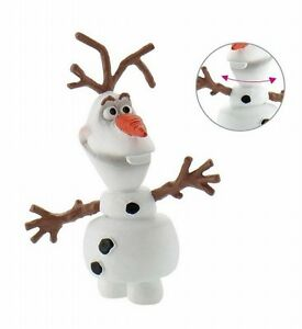 Disney-Frozen-039-Olaf-039-The-Snowman-Figure-Toy-Brand-New-Gift