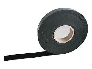 HSF Vorlegeband 25mmx2mm grau einseitig selbstklebend 10m Rolle Dichtungsband