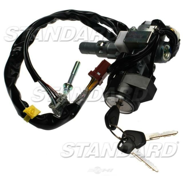 Ignition Lock And Cylinder Switch Standard US-413 Fits 91