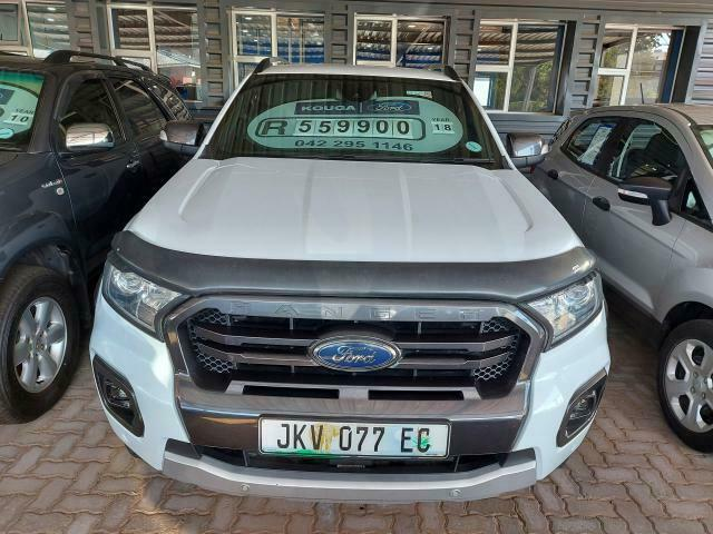 2019 Ford Ranger MY19 2.0 BIT 4X2 D Cab WIldtrak AT for sale!