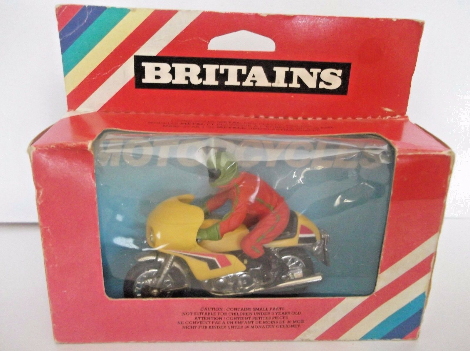 BRITAINS Racing NORTON 850CC. cat-NO 9671 Boxed