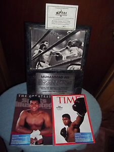 MUHAMMAD-ALI-SIGNED-8-x-10-PHOTO-SONNY-LISTON-1022-1964-COA-PLUS-SI-amp-TIME-MAGS