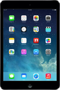 Apple IPAD Mini 2 16GB Tablette 7.9 Pouces Wifi + LTE Espace Gris (Me800kn/A