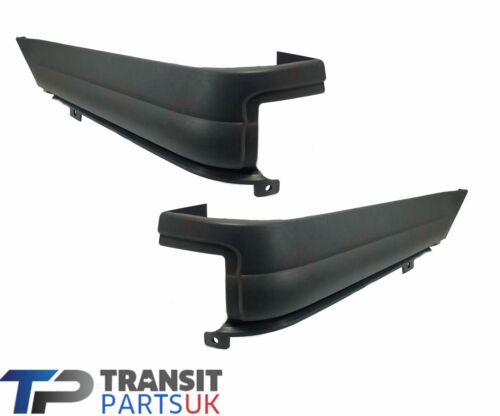 Ford Transit Parachoques Trasero casquillos de extremo superior izquierda derecha MK6 MK7 2000-2014 Par
