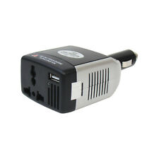MX Car Inverter 90 Watts W/ Usb Charger 12V DC to 220V AC Mobile Phone-MX 2756
