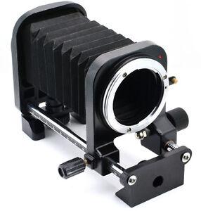 Details about Macro Extension Bellows Tube f Nikon D810 D750 D7100 D7000  D610 D800 D7000 D5300