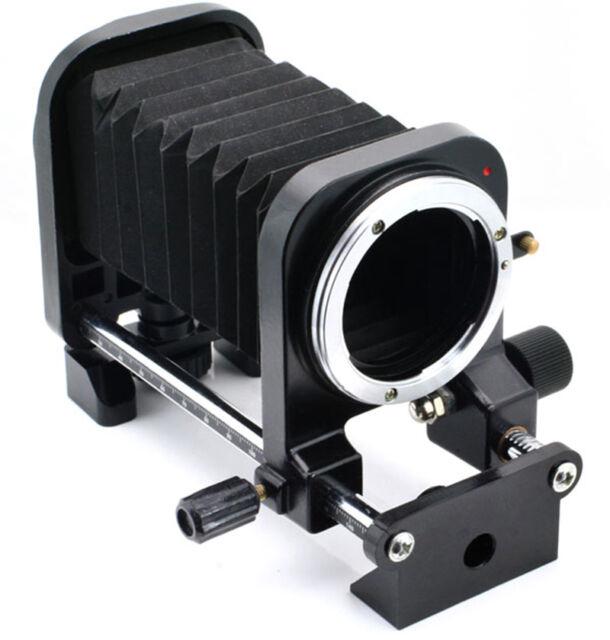 Macro Extension Bellows Tube for Nikon D810 D760 D750 D7100 D7000 D800 E D5300