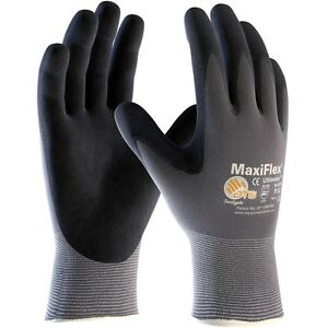 MaxiFlex-Ultimate-Nitrile-Foam-Coated-Knit-Nylon-Work-Gloves