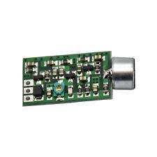 FM Transmitter Module Board 88MHZ-108MHZ BugWiretap Dictagraph Interceptor F3E3